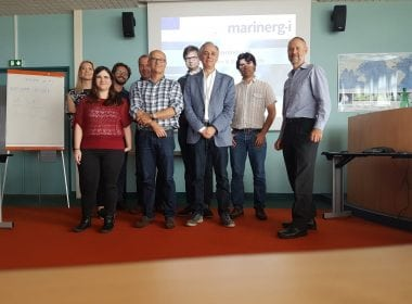 MARINERG-i workshop to form a design and science plan for the distributed Research Infrastructure